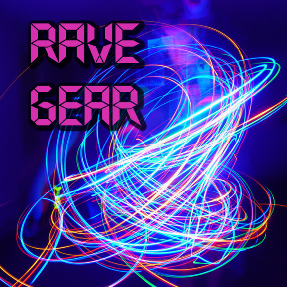 X-Rave Products Accessories - RAVE GEAR  ---->